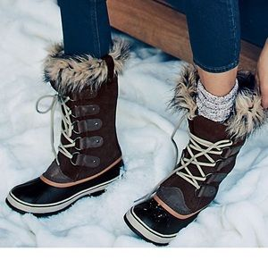 Sorel free people Joan of arctic boots